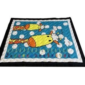 Тканевые коврики в детскую комнату